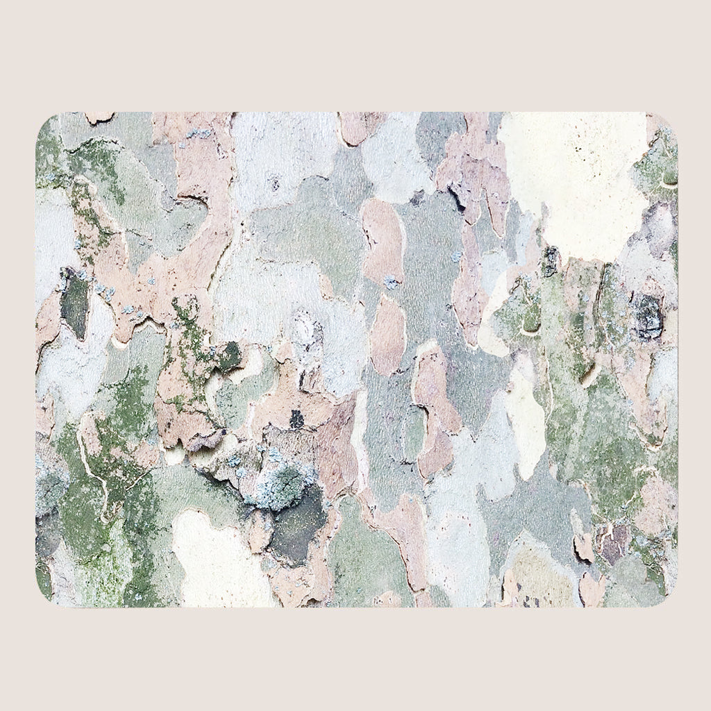 Camouflage large tablemat