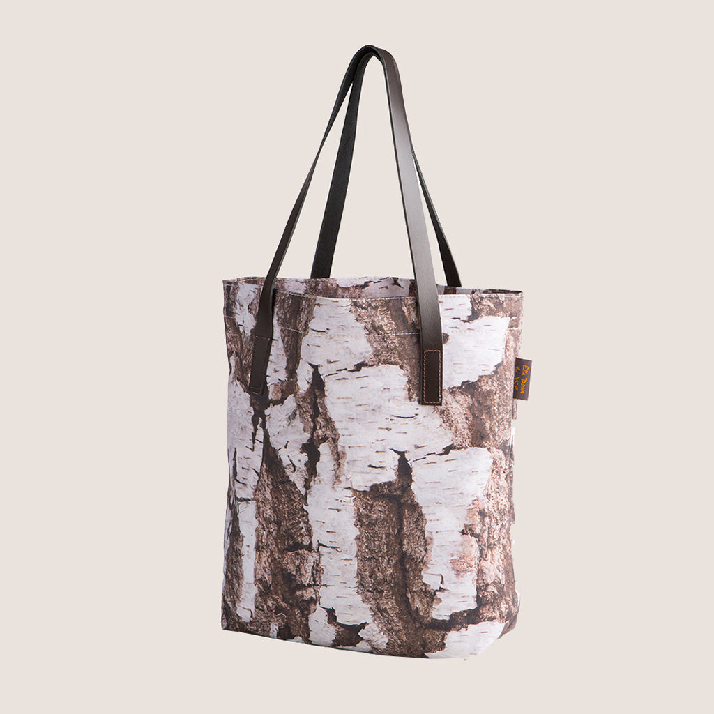 Ella Doran Woodland Bark Tote Bag