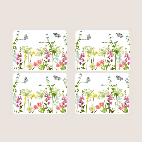 Isabel Garden placemats set of 4