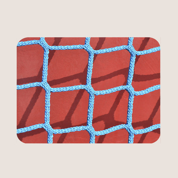 Blue Rope on Red single placemat