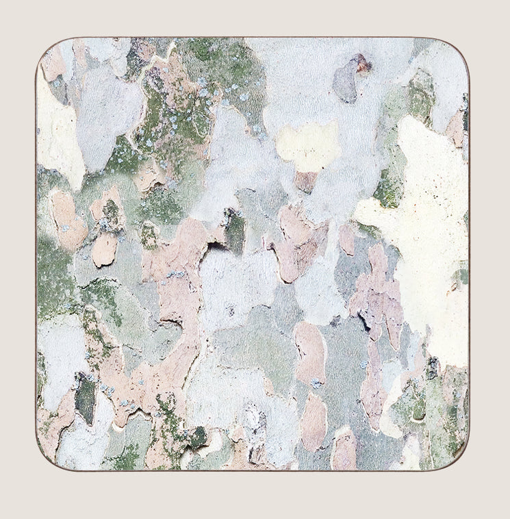 Camouflage square single placemat