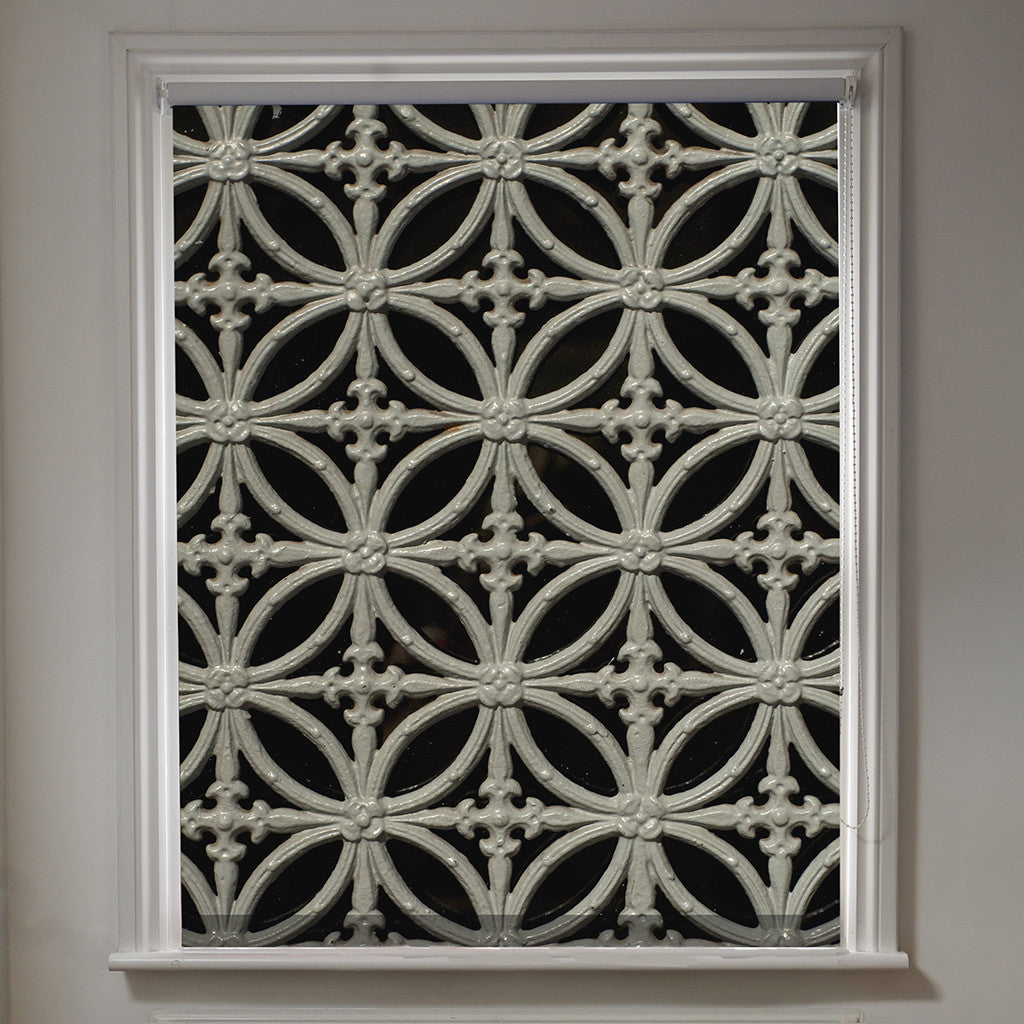 Paris Lattice roller blind