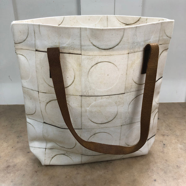 Paris Marble tote bag