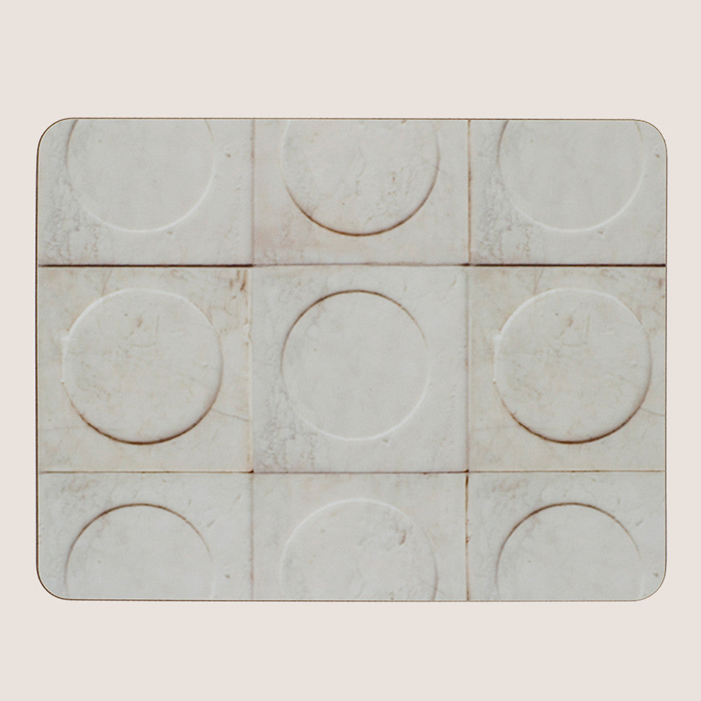 Paris Marble large tablemat