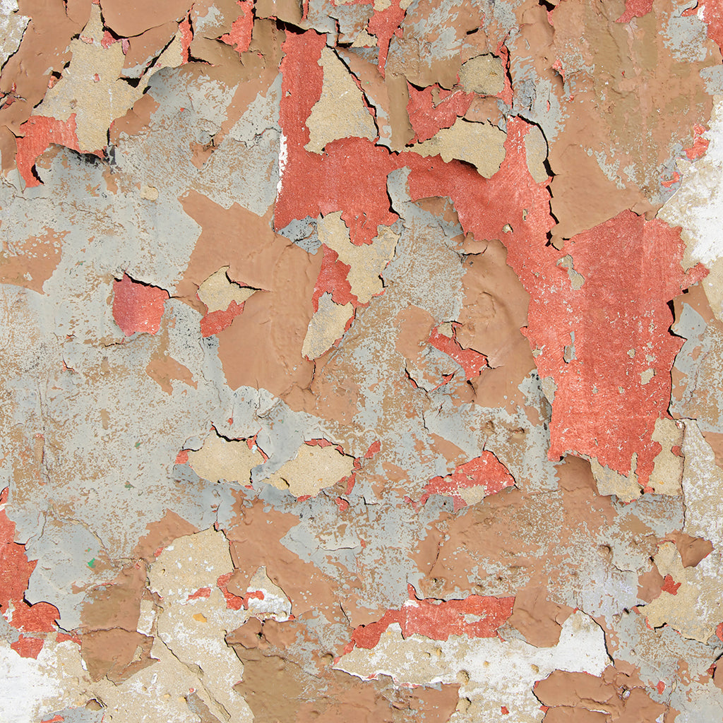 Peeling Paint Wallpaper Ella Doran