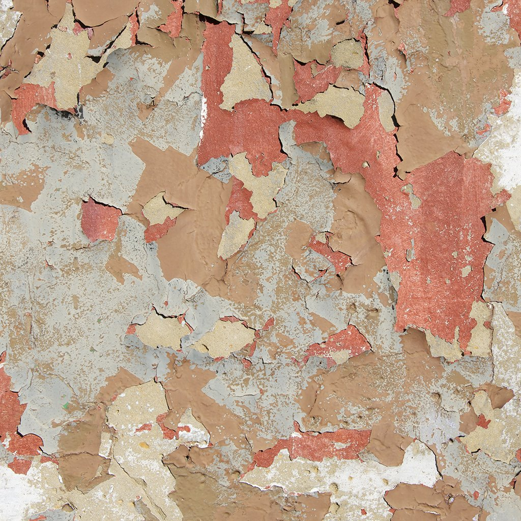 Peeling Paint Design