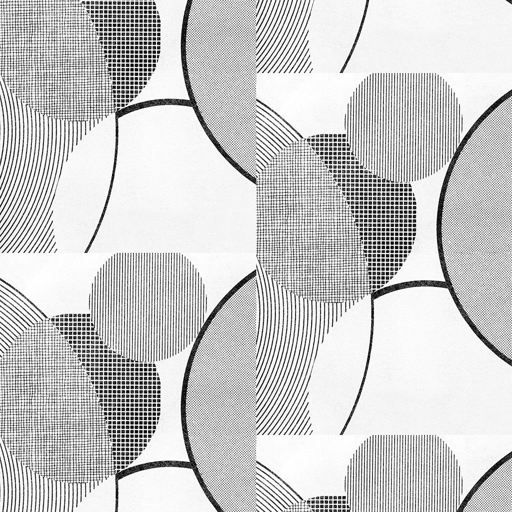 Pop Art Circles Wallpaper Ella Doran