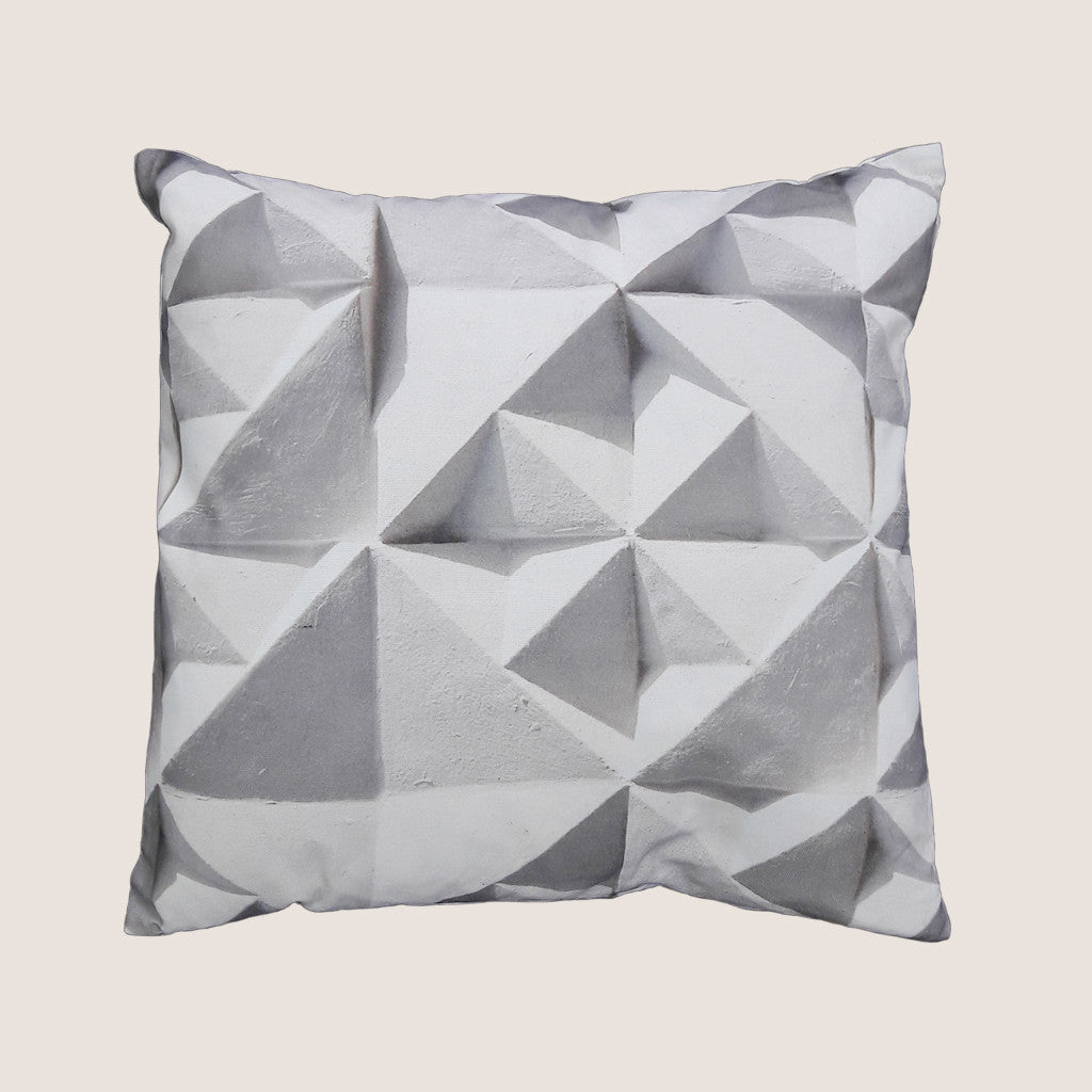 Ex Display Geo cushion 45x45