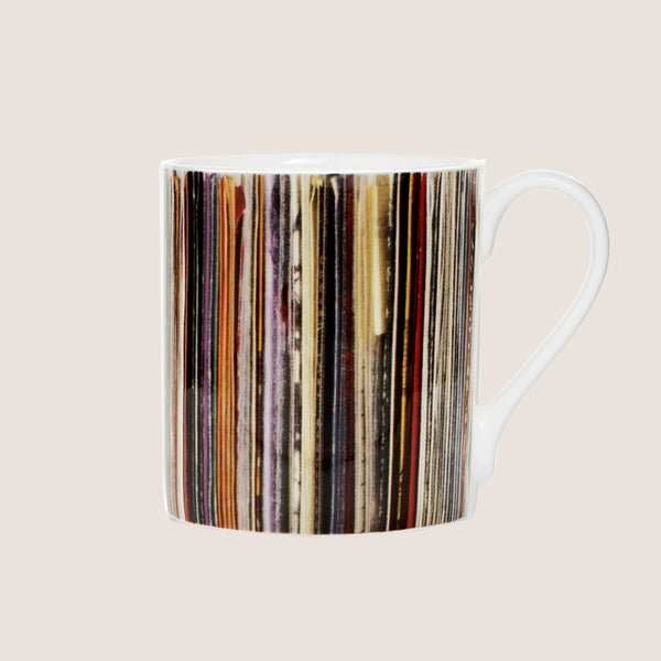 Stacks and Stripes mug