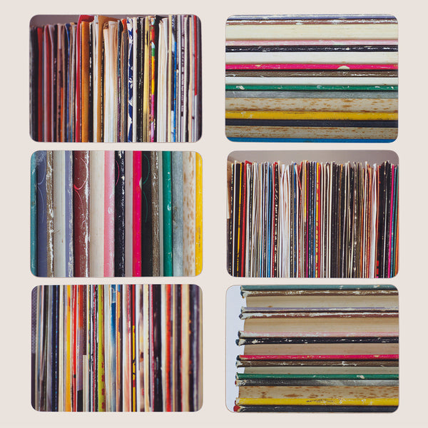 Stacks and Stripes placemats set of 6
