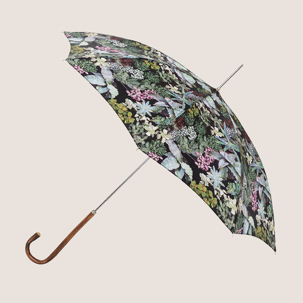 "Surreal Succulent Umbrella - 20"" City Slim"
