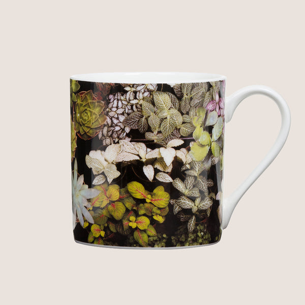 Surreal Succulents mug