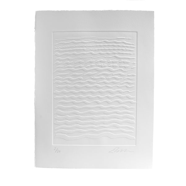 Water Ripple Embossed
