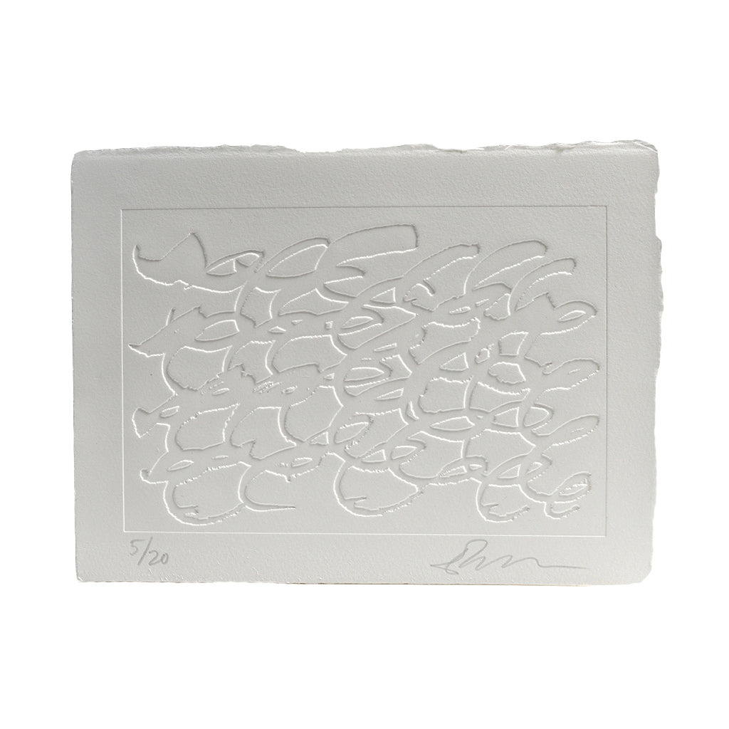 Waterlake Embossed