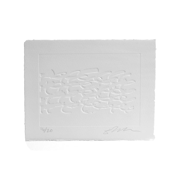 Mini Waterlake Embossed