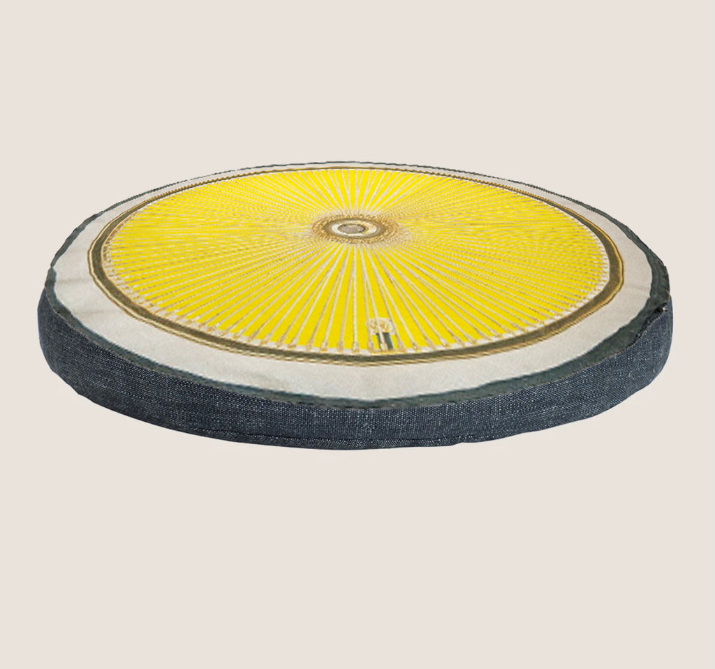 WOW Wheel cushion with gusset Sample