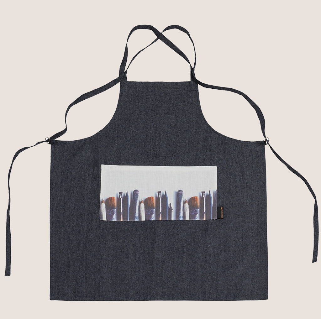 Ella Doran Artist's Tools apron available from www.elladoran.co.uk