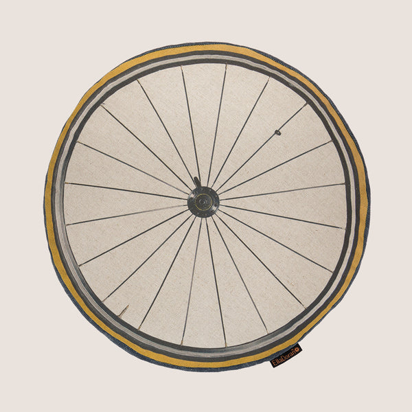 Bike Wheel Natural cushion