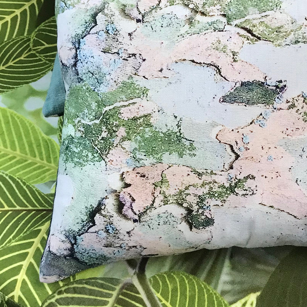 Camouflage cushion cover 40x40