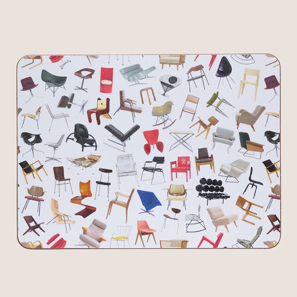 The Twentytwentyone Collection Single Placemat With Cheat Sheet