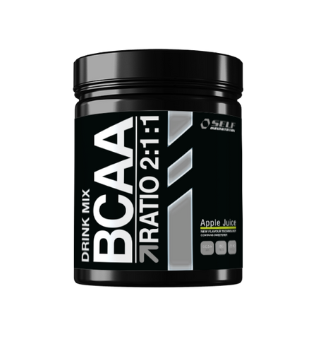 Bcaa drink mix 500g - FitStyle.no