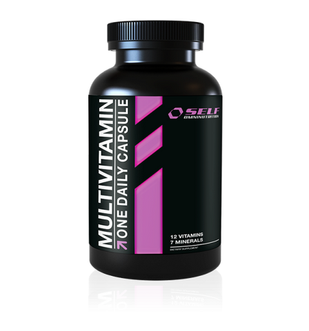 Multivitamin 120 kapsler - FitStyle.no
