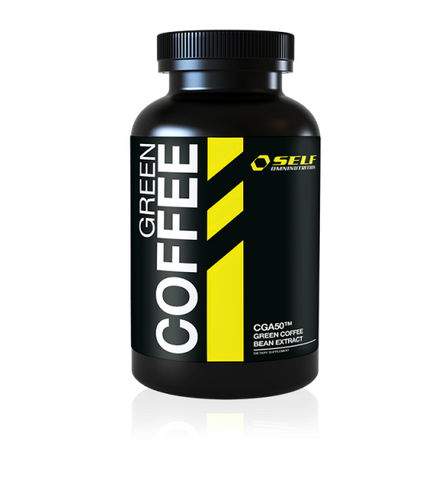 Green Coffee - 120 kapsler - FitStyle.no