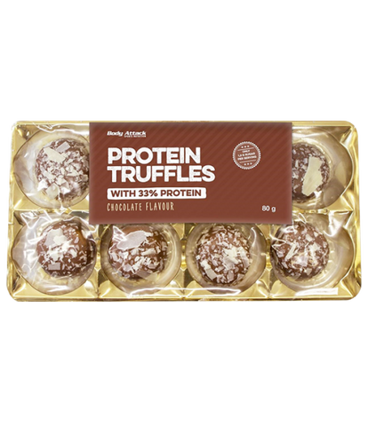 Proteintrøfler Chocolate Coconut 80g