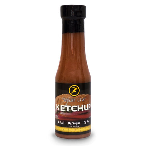 Slender Chef Ketchup 350ml - FitStyle.no