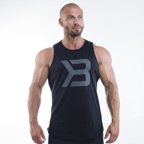 Better Bodies Brooklyn Tank - Black - FitStyle.no