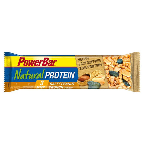 PowerBar Natural Protein Salty Peanut Crunch - FitStyle.no