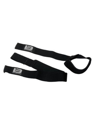 Better Bodies Lifting Strap - Sort - FitStyle.no