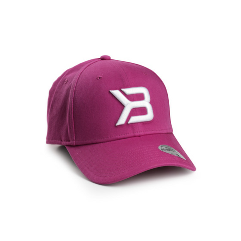 Better Bodies Womens Baseball Cap - Hot Pink - FitStyle.no