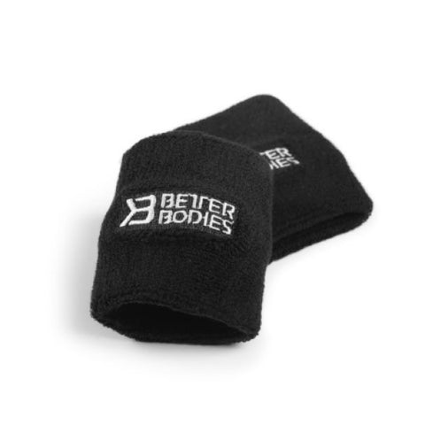 Better Bodies Wristband - Black - FitStyle.no