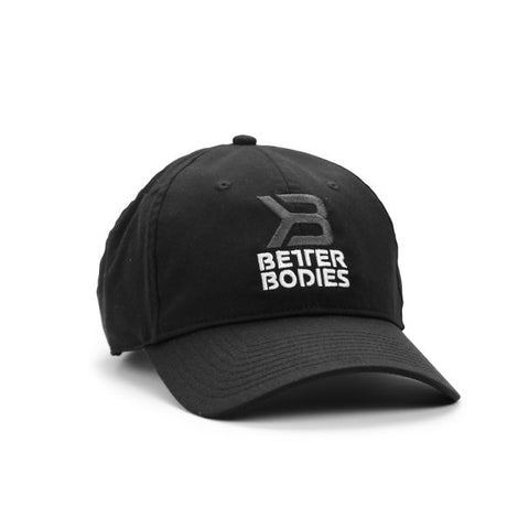 Better Bodies Brooklyn Cap Black - FitStyle.no