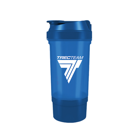 Trec Shaker 500ml - Blue - FitStyle.no