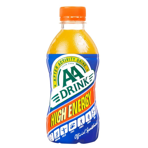AA Drink High Energi 330ml - FitStyle.no