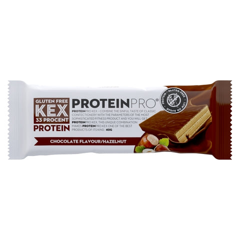 ProteinPro Kex Chocolate 40g