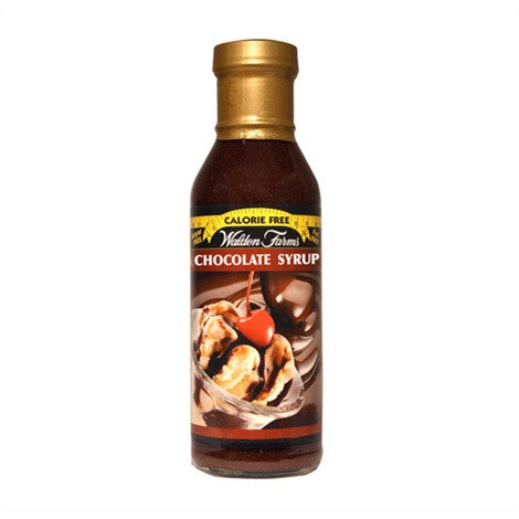 Walden Farms Chocolate Syrup 340g