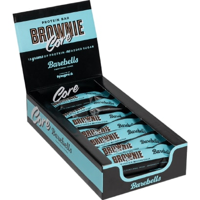Barebells Core Bar Brownie 14x40g - FitStyle.no