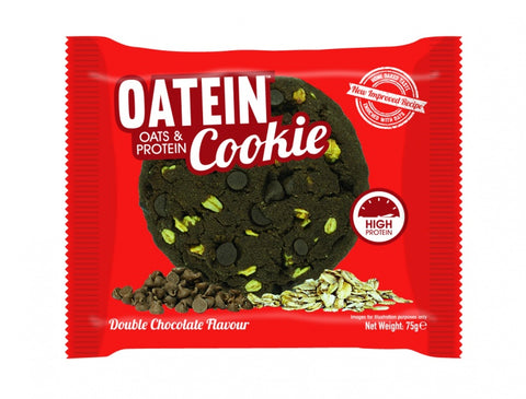 Oatein Cookies Double Chocolate Chip 75g