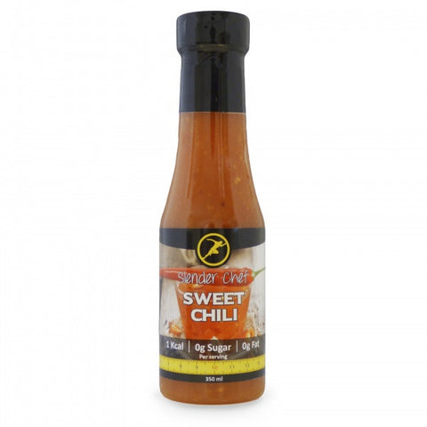 Slender Chef Sweet Chili 350ml - FitStyle.no