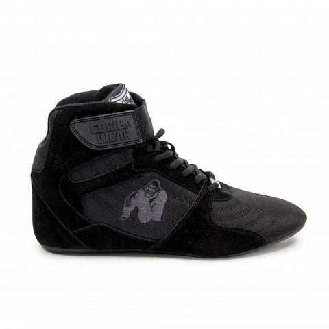 Gorilla Wear Perry High Tops Pro - Black/Black - FitStyle.no