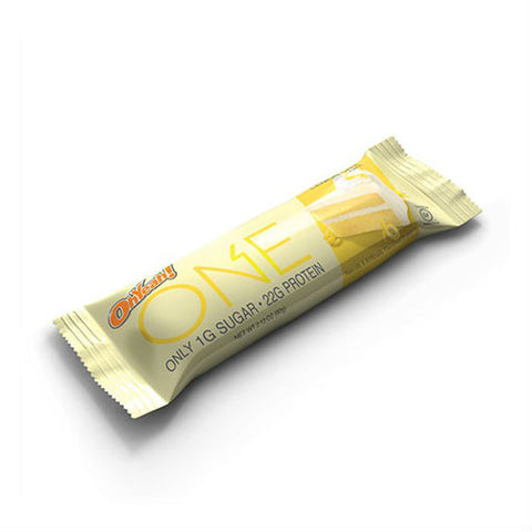 Oh Yeah ONE Bars Lemon Cake 60g - FitStyle.no