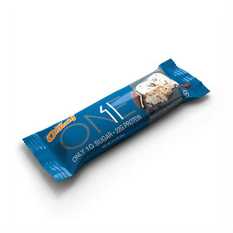 Oh Yeah ONE Bars Cookies & Cream 60g - FitStyle.no