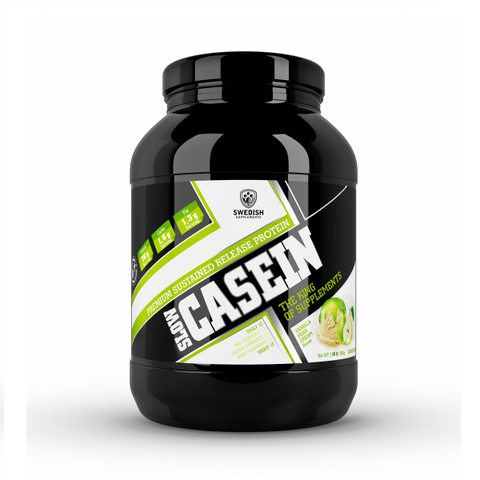 Slow Casein - Vanilla Pear Cream - 900g