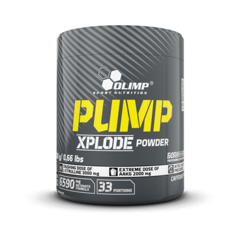 Olimp Pump Xplode 33 Servings