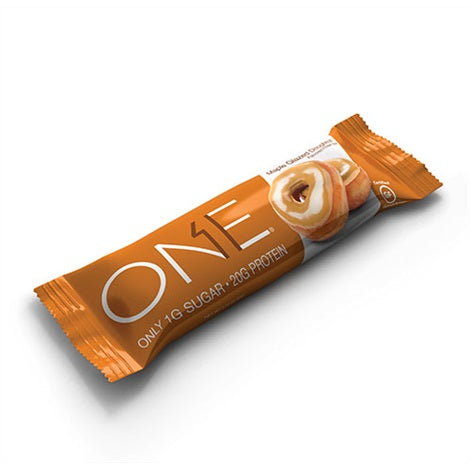 Oh Yeah ONE Bars Maple Glazed Donut 60g - FitStyle.no