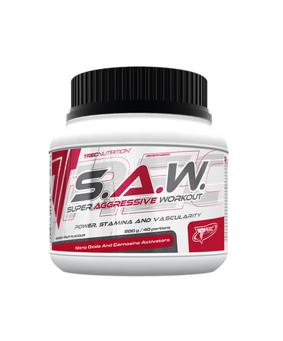 SAW - Pre workout - 200g - FitStyle.no