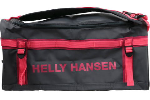 Helly Hansen Classic Duffel Bag XS - Black/Red - FitStyle.no